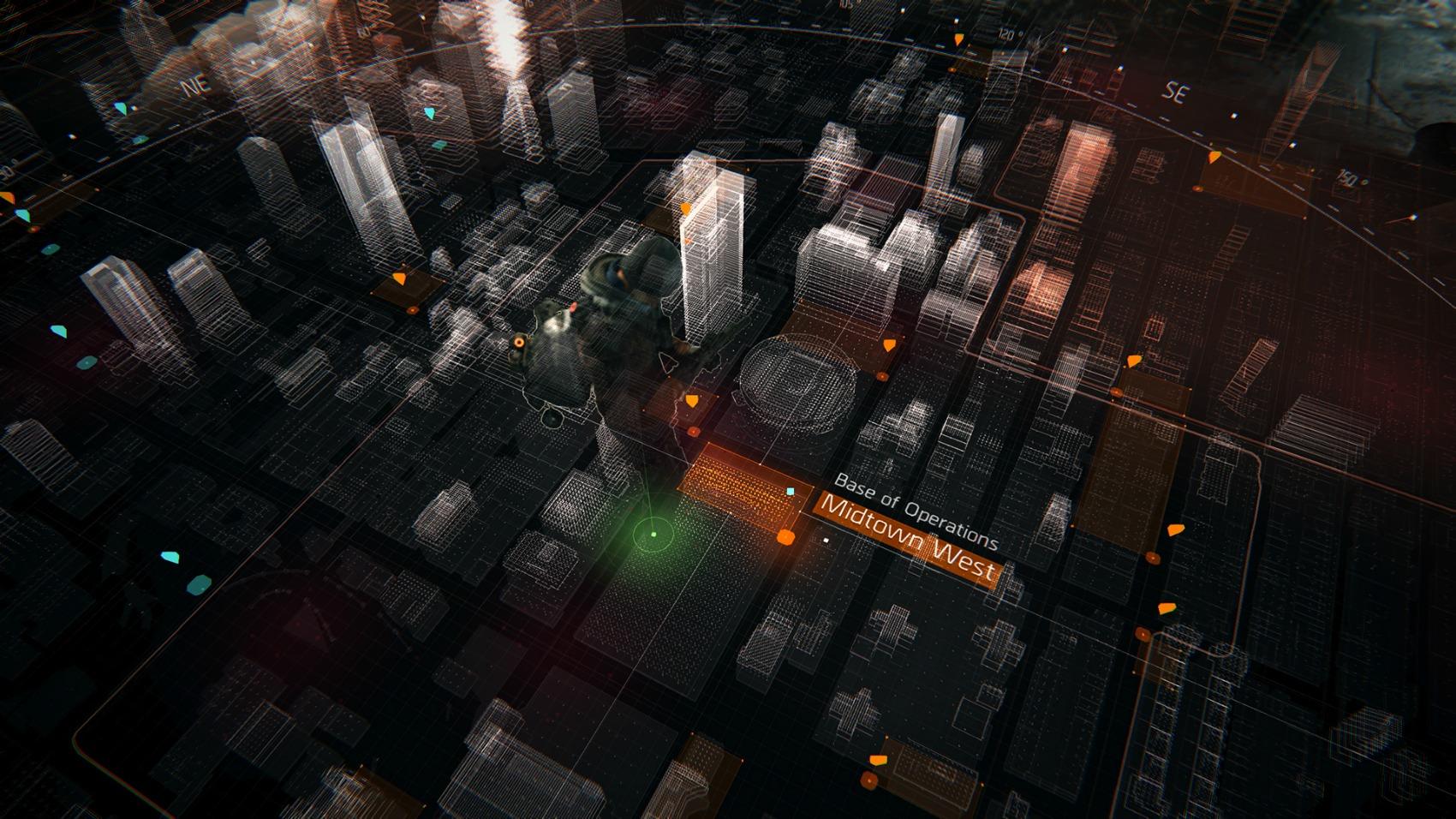 TD_Screen: Megamap