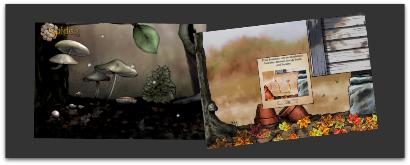 Screenshots aus Spider: The Secret of Bryce Manor