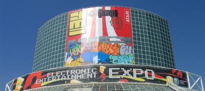 E3? War da was?