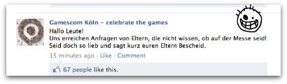 Gamescom 2011…