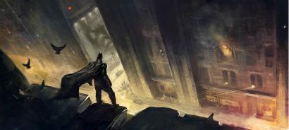 Batman Arkham City (Bild: Warner)