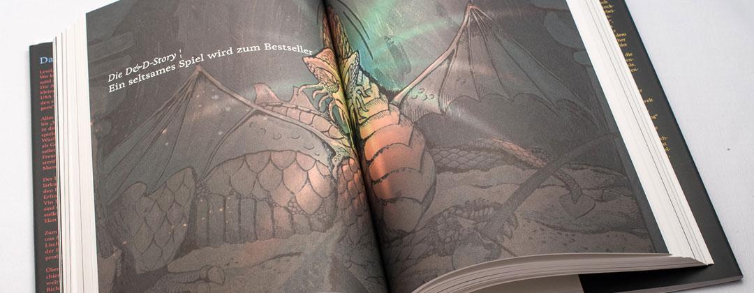 Drachenväter, das Buch von Konrad Lischka und Tom Hillenbrand