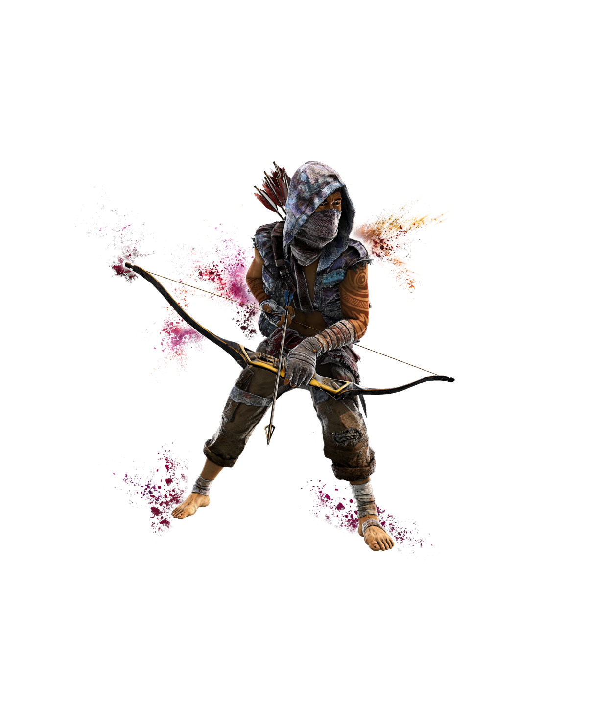 Far Cry 4-Hunter (Bild: Ubisoft)