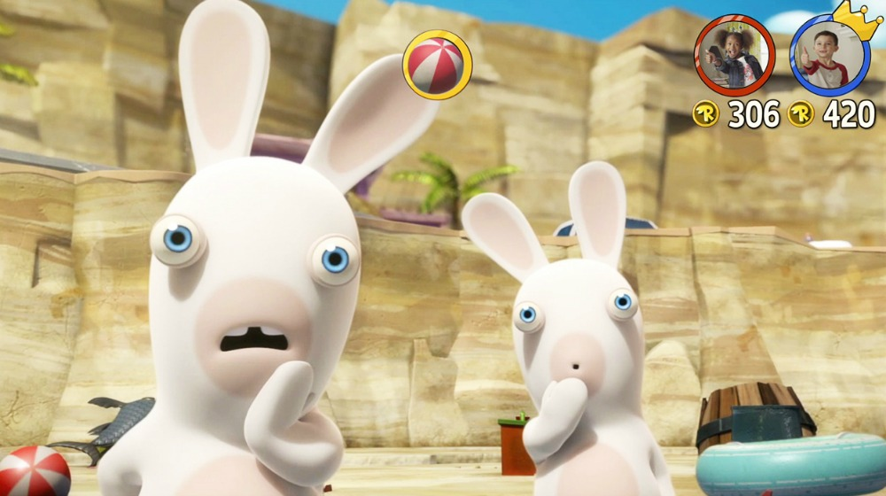 Rabbids Invasion: Die interaktive TV-Show (Bild: Ubisoft)