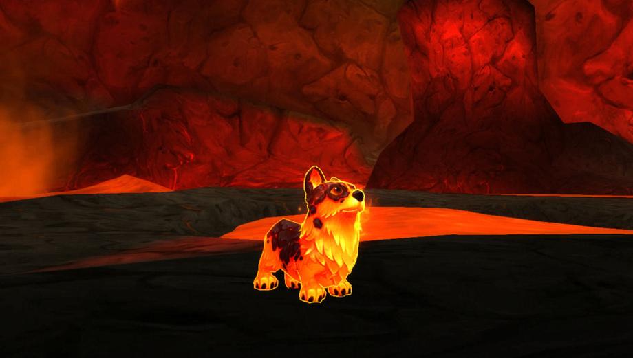 Heißer Hund (Bild: Blizzard)