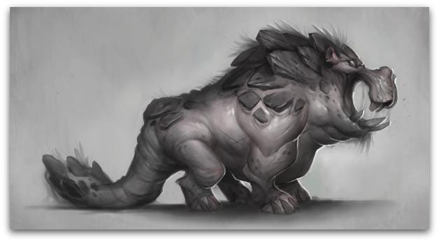 Warlords of Draenor Concept Art, Bild: Blizzard