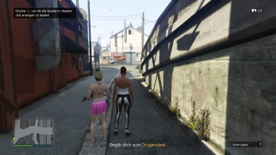 GTA Online: Girl's Night