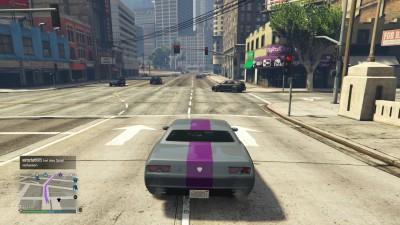 Grand Theft Auto V: Ich habe Auto