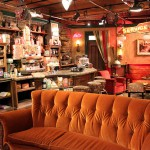"Das Central Perk Café aus ""Friends""."