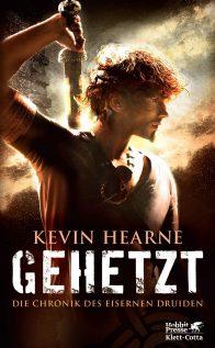 Kevin Hearne, Die Chronik des Eisernen Druiden (Bild: Klett-Cotta)