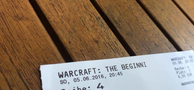 Von Orks & Menschen: der Warcraft-Film