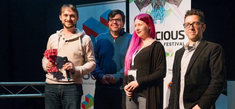 Internationaler Wettbewerb für innovative Computerspiele