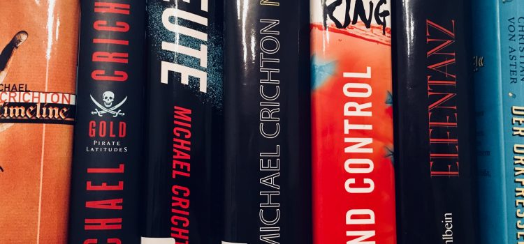 Bücher ausmisten…