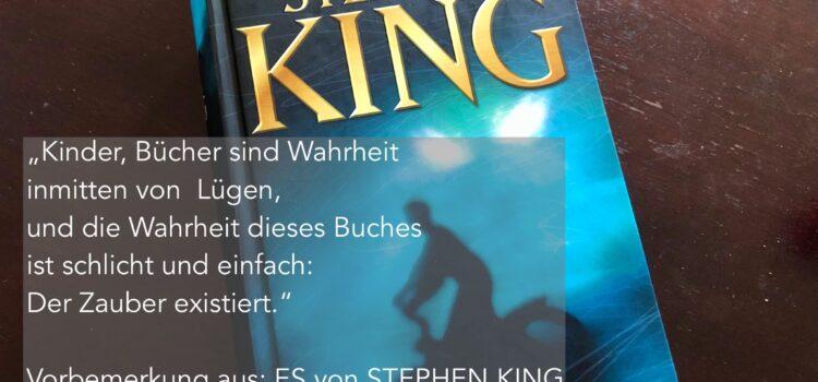 """""""Der Zauber existiert"""": Stephen Kings """"Es"""" wird 35 Jahre alt"""